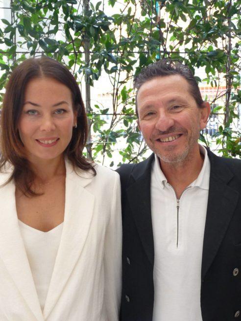 «Zhanna Fedianina, et Patrick Chatelain, expert-comptable.»